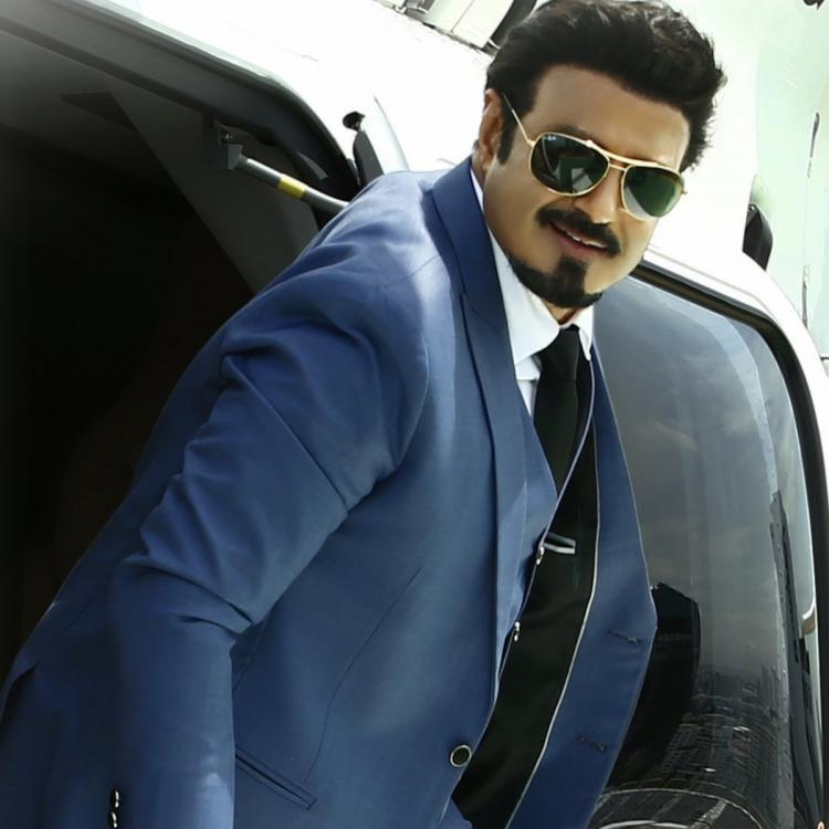 Nandamuri Balakrishna reveals about his look in Ruler, Says 'I was compared to Tony Stark'