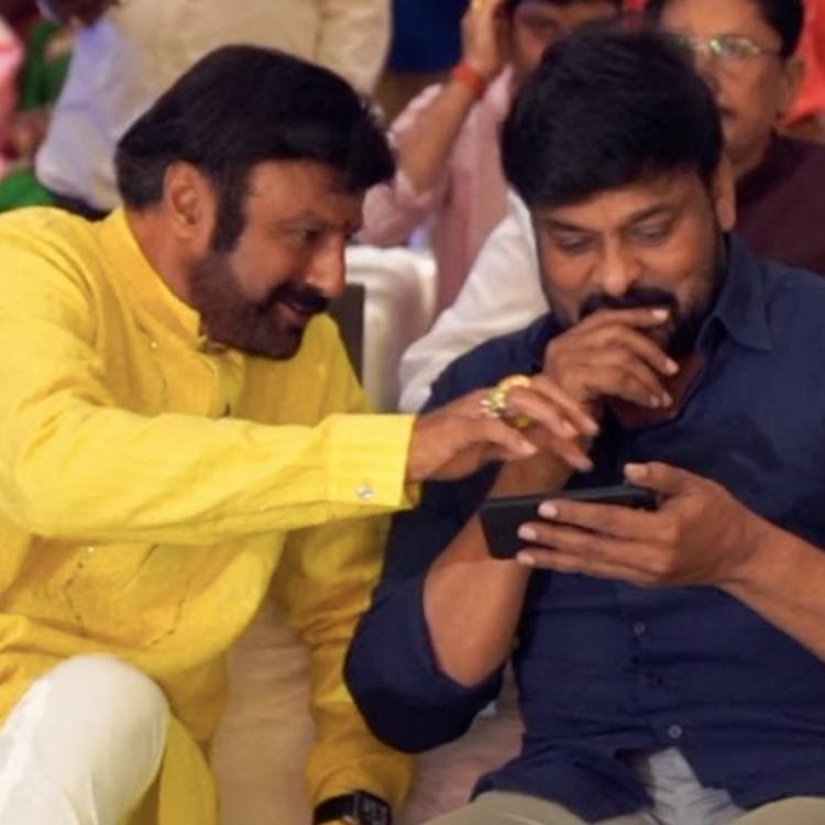 Nandamuri Balakrishna's 60th Birthday: Jr NTR, Chiranjeevi and others send wishes to NBK on his special day