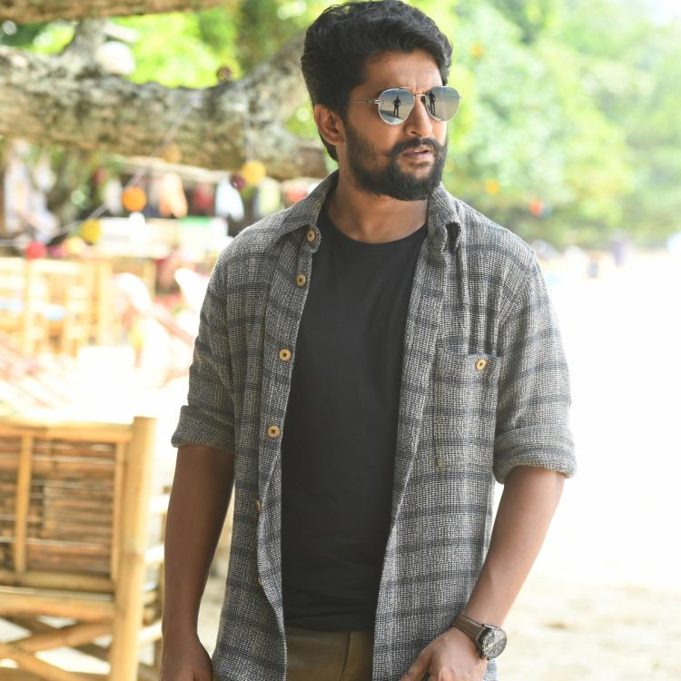 Nani gets nostalgic as he recalls his debut film; V to release on the same date