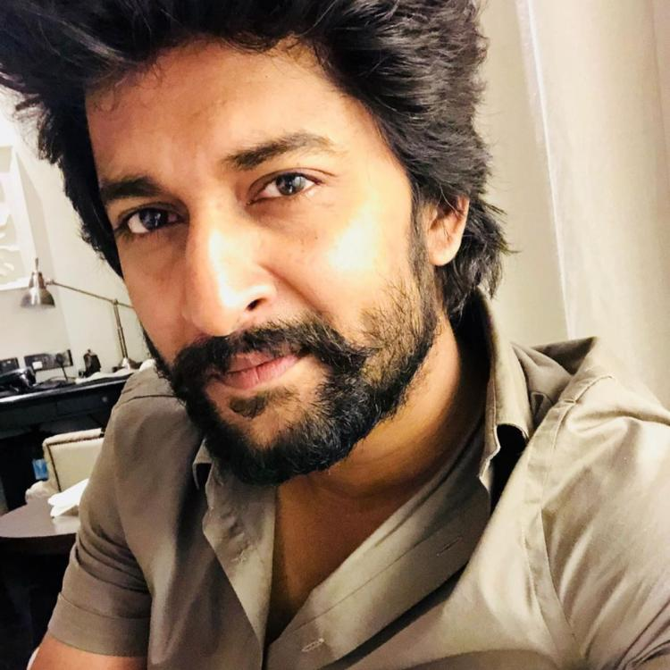 Nani is all set to play the villain for the first time in the movie 'V'