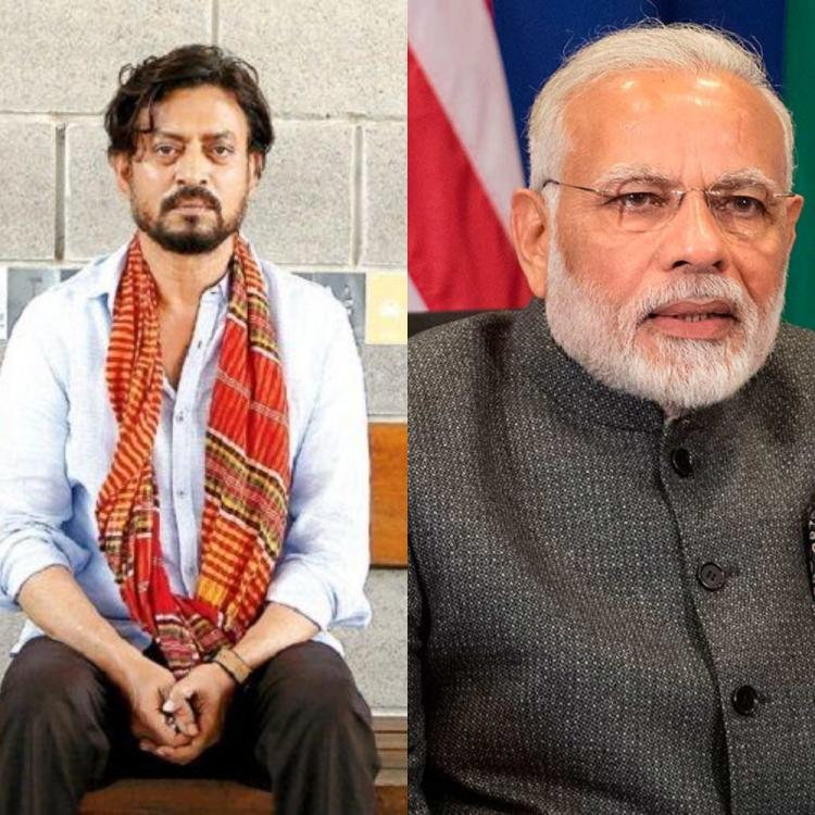 Irrfan Khan demise: PM Narendra Modi mourns actor's death; Calls it 'A loss to world of cinema'