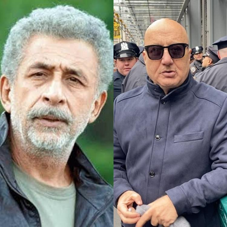 Naseeruddin Shah on Anupam Kher supporting the government: I don't think he needs to be taken seriously
