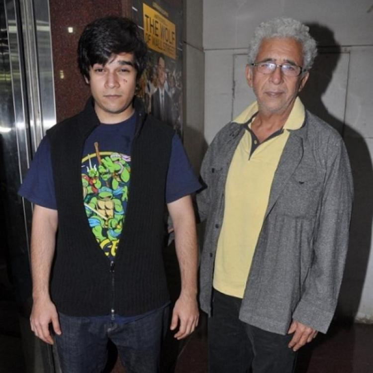 Naseeruddin Shah's son Vivaan quashes rumours of his ill health; Says 'Baba is just fine'
