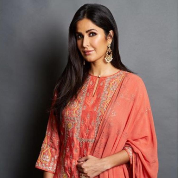 Navratri  2020 Day 2: Katrina Kaif to Kriti Sanon: Orange hued outfit inspiration to take from celebrities today