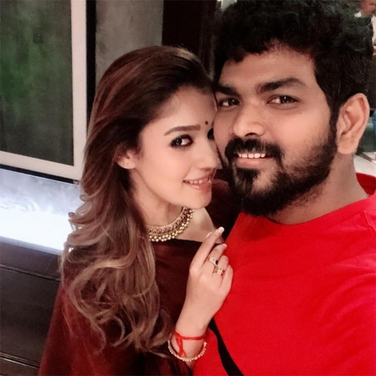 Nayanthara and Vignesh Shivan to enter wedlock after visiting a temple as per an astrologer's advise?