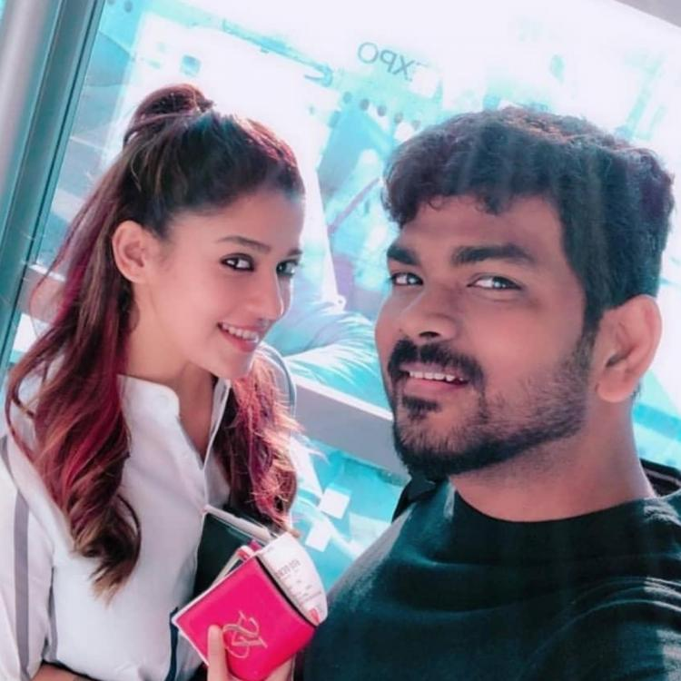 Nayanthara and Vignesh Shivan to get married in a private ceremony at a temple?