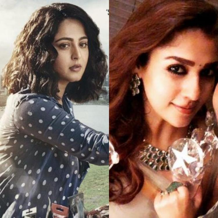 South Newsmakers Of The Week: Anushka Shetty's Nishabdam to Nayanthara's Netrikann; Check it out
