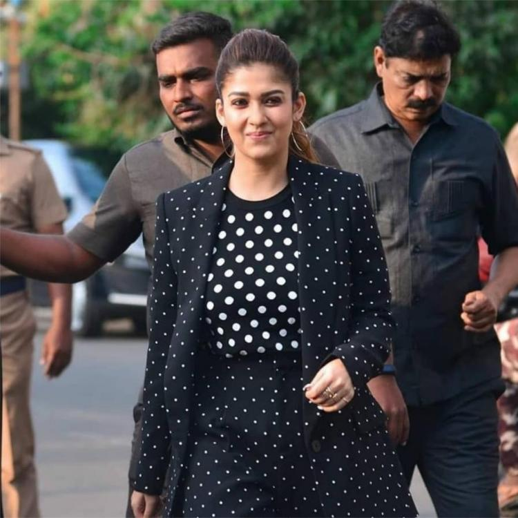 Nayanthara was the initial choice to play the leading lady for THIS popular film of Radhakrishnan Parthiban