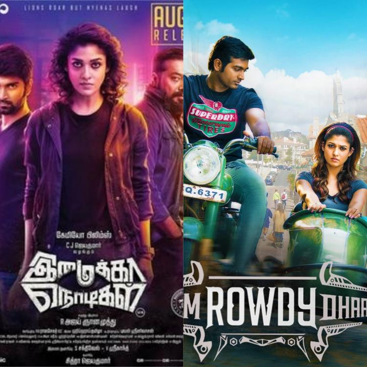 Nayanthara's Imaikka Nodigal or Naanum Rowdy Dhaan: Which film of Lady Superstar is your favourite? COMMENT