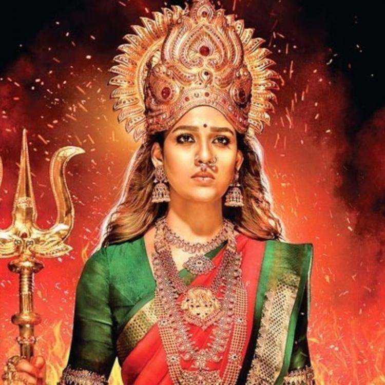 Nayanthara's Mookuthi Amman RJ Balaji REVEALS details about the film's release date