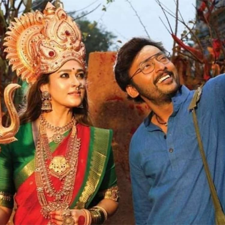 Nayanthara's Mookuthi Amman: RJ Balaji REVEALS they have restarted the shooting schedule