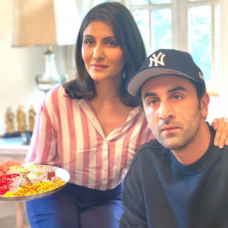 Neetu Kapoor shares Ranbir & Riddhima's pic on Siblings Day: Brothers and sisters are best gift from parents