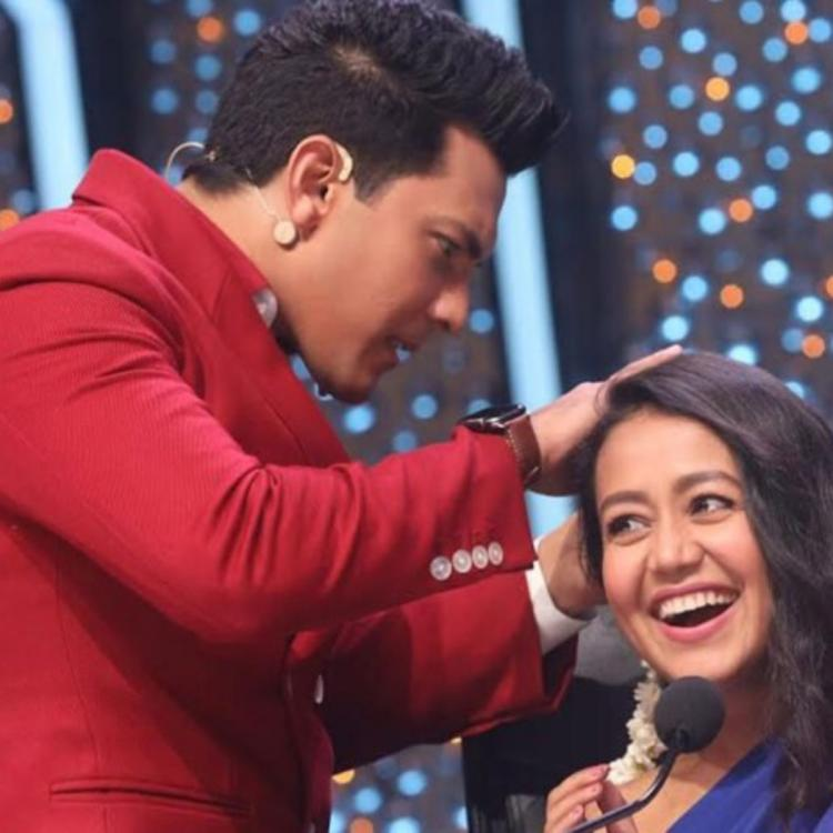 Indian Idol 11: Neha Kakkar is swooned by host Aditya Narayan's sweet gesture; Here's why