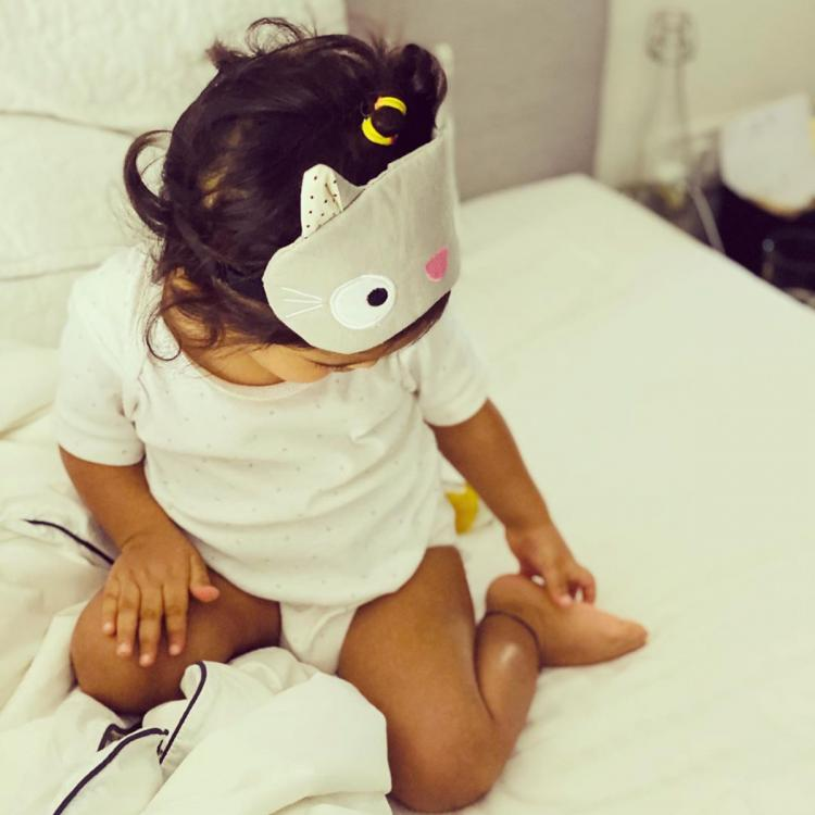 Neha Dhupia and Angad Bedi share adorable pictures of daughter Mehr as she completes 19 months