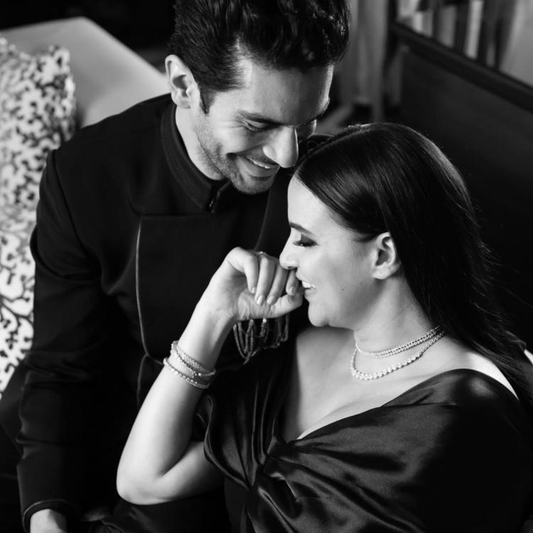Neha Dhupia wishes Angad Bedi on their wedding anniversary; Refers to the Roadies controversy in her post