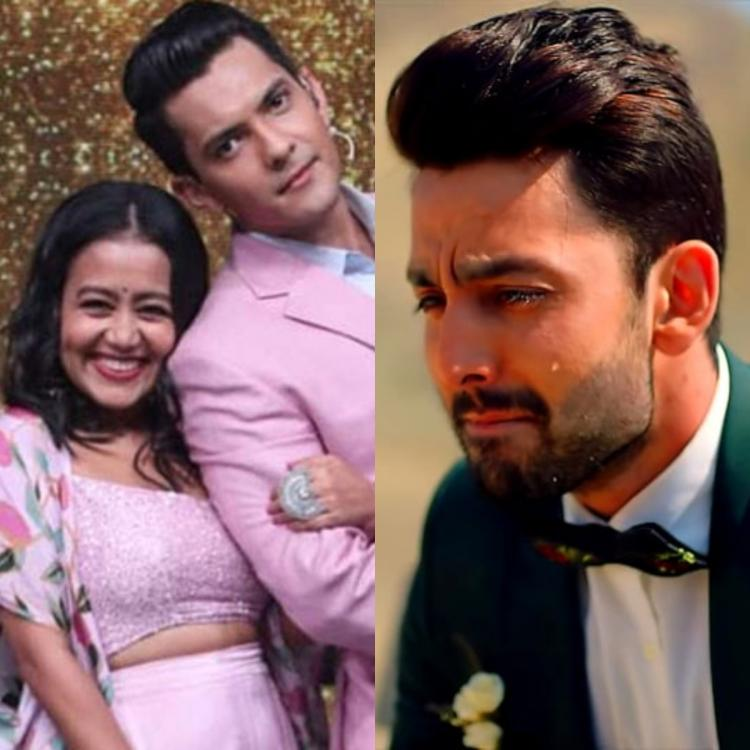 Neha Kakkar's ex beau Himansh Kohli shares a cryptic post amidst her wedding rumours with Aditya Narayan