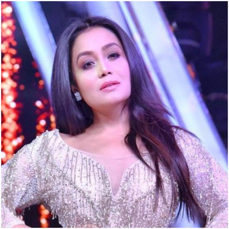 After sharing a post about being depressed, Neha Kakkar gets goofy during photoshoot with Sony Nigam