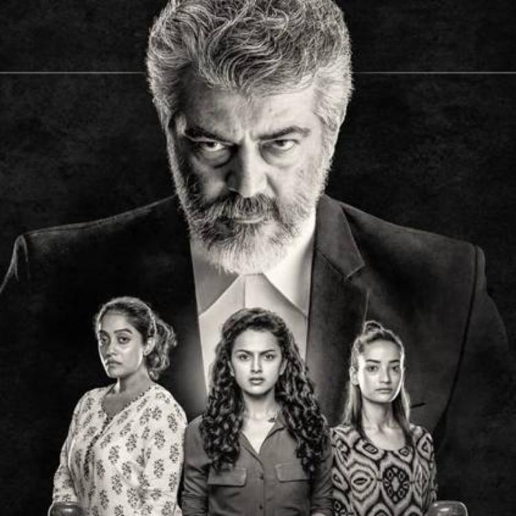 Nerkonda Paarvai: Thala Ajith's film to be the FIRST to release in Chennai's Casino theatre after it reopens