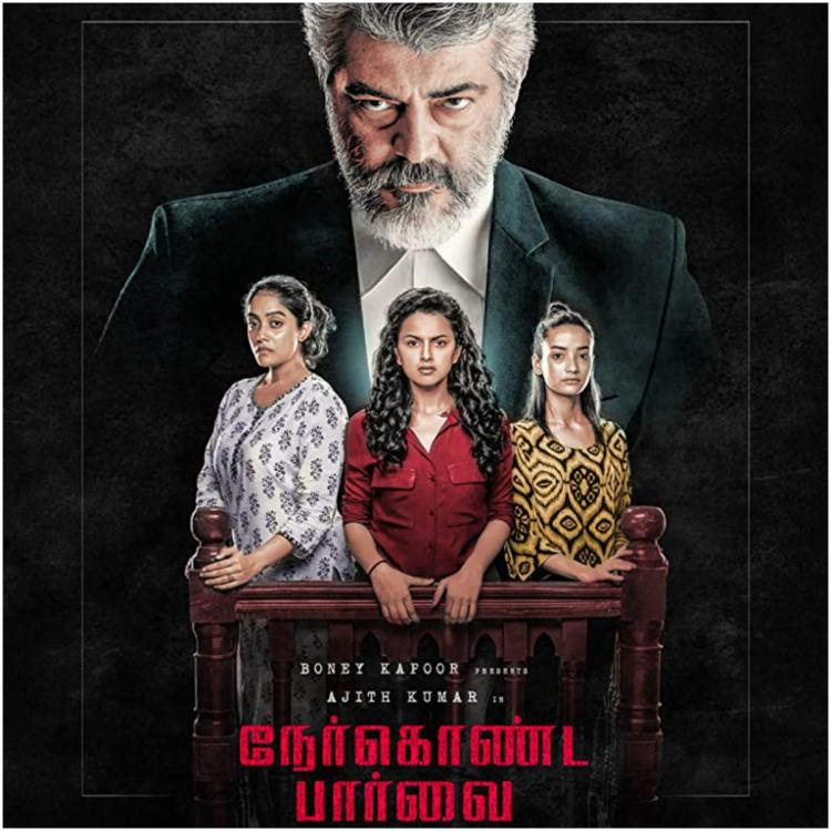 Thala Ajith's Nerkonda Paarvai first REVIEW out; Take a look
