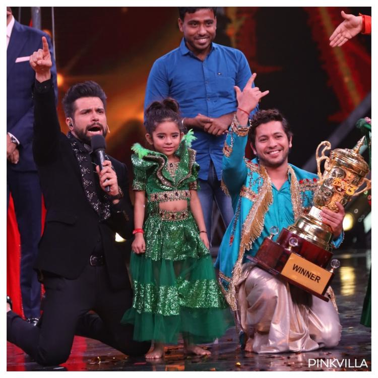 Super Dancer Chapter 3 Winner: Rupsa Batabyal from Kolkata wins the show in a thrilling finale; Details