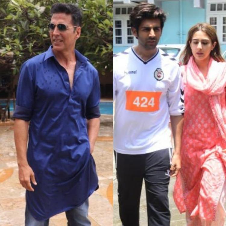 Newsmakers of the week: Akshay Kumar in Forbes' list to Kartik Aaryan & Sara Ali Khan's day out together