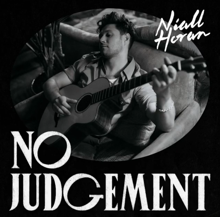 No Judgement by Niall Horan drops on Friday, i.e. February 7, 2020.