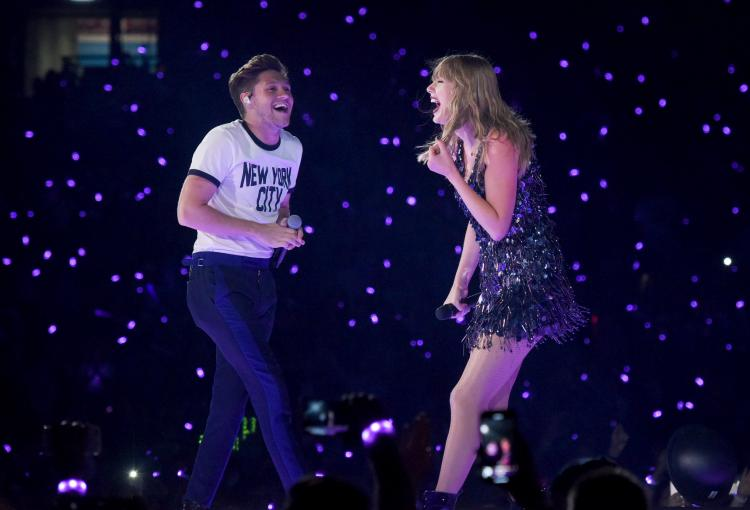 Niall Horan confessed that he is jealous of Taylor Swift's songwriting skills.