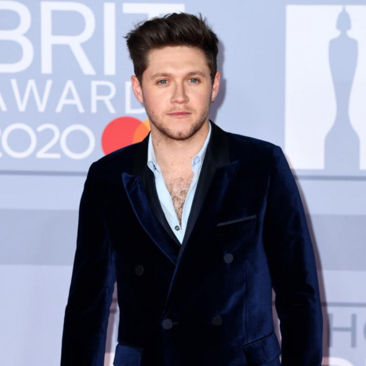 Niall Horan pokes fun at One Direction merchandise featuring Zayn Malik, Harry Styles' faces