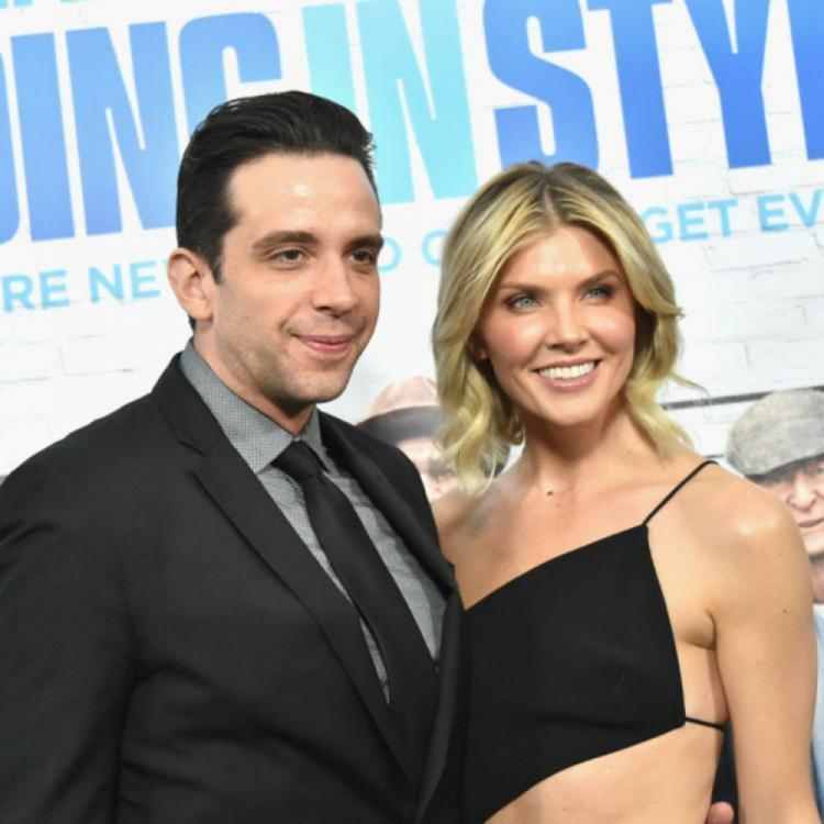 Nick Cordero's wife reveals he has lost 65 lbs since he got admitted in the ICU after Coronavirus complication