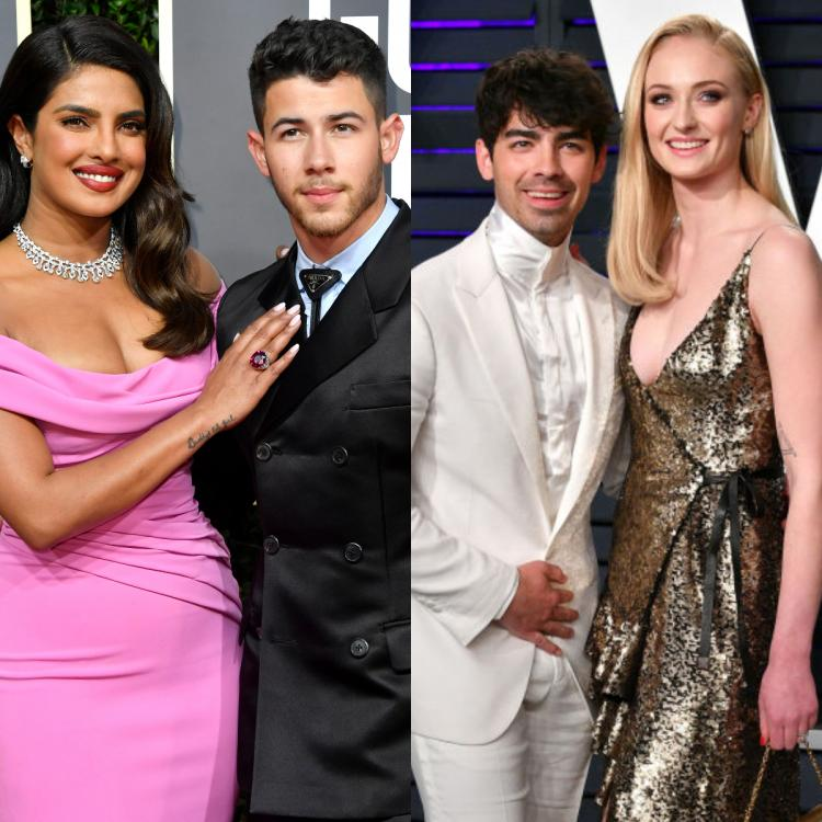 While Nick Jonas and Priyanka Chopra got married in 2018, Joe Jonas and Sophie Turner got married in 2019.