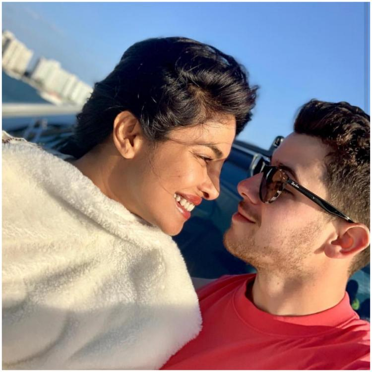 Priyanka Chopra and Nick Jonas can't take their eyes off each other and we can't stop gushing; view PIC