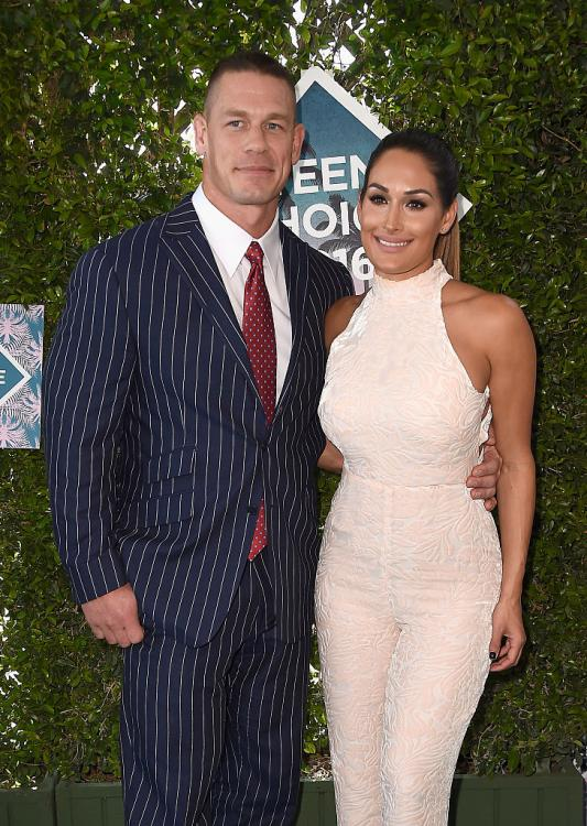 Nikki Bella REVEALS ex boyfriend John Cena stays in touch with her grandmother