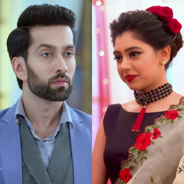 Niti Taylor REVEALS she used to forget lines on the sets of Ishqbaaaz because of Nakuul Mehta