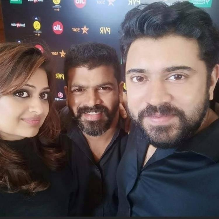 Nivin Pauly's makeup artist Shabu Pulpally passes away in a freak accident; Dulquer Salmaan pays tribute