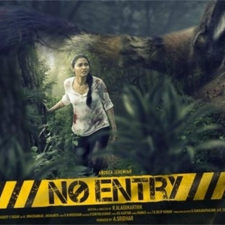 No Entry: Director Alagu Karthik REVEALS details about Andrea Jeremiah's role in the film