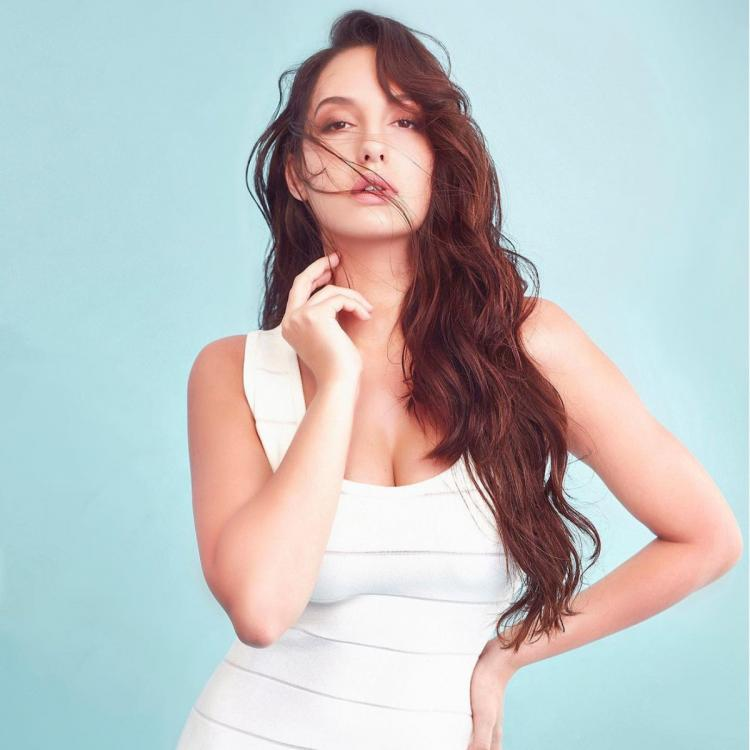 3 Times Nora Fatehi stole the show with her all white looks and left us in awe