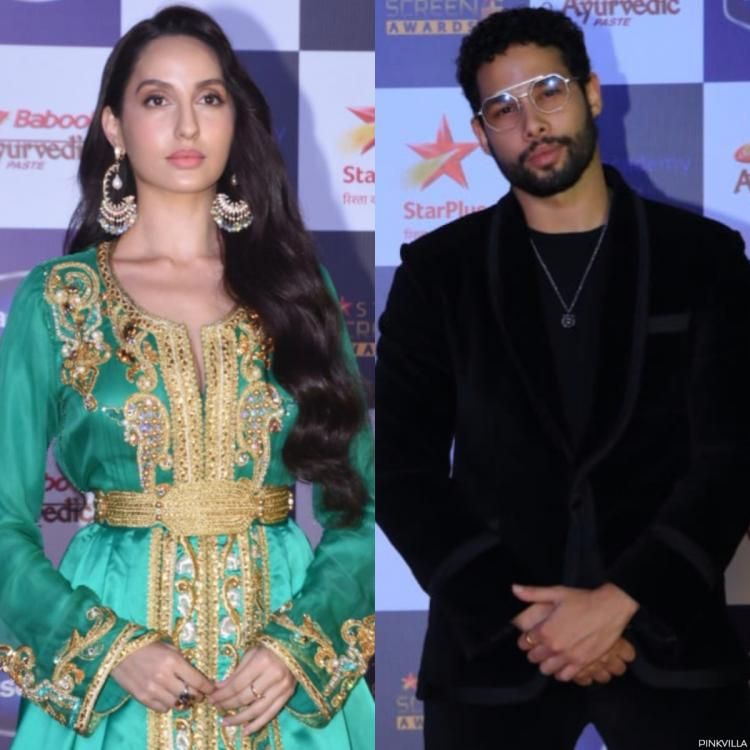 PHOTOS: Nora Fatehi, Siddhant Chaturvedi and Diana Penty look stylish as they arrive at an event