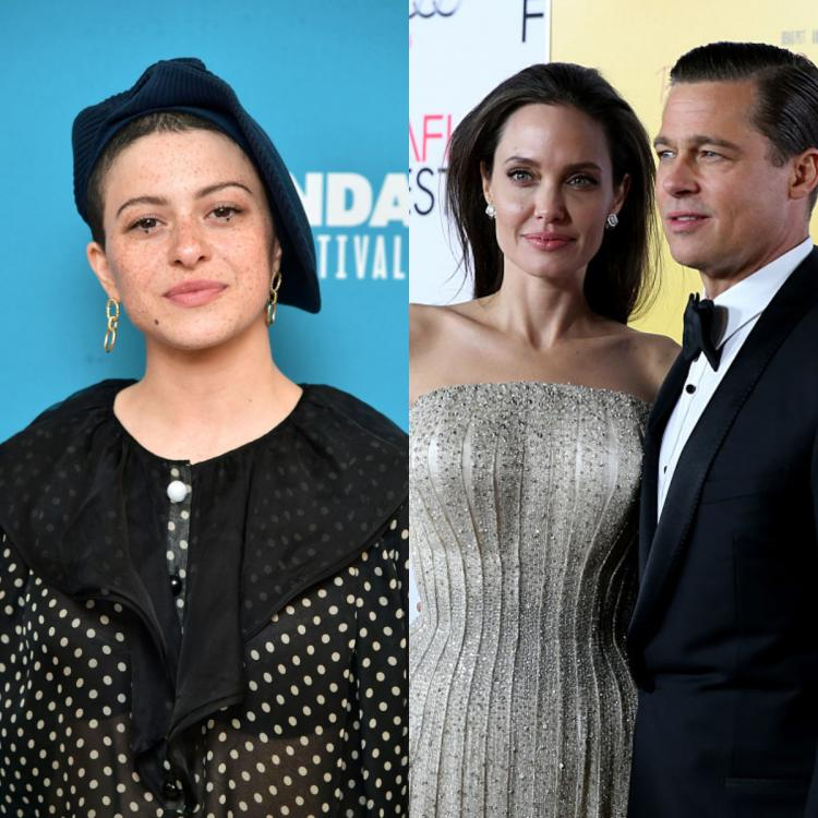 Not Jennifer Aniston but Brad Pitt engaged to Alia Shawkat and Angelina Jolie is relieved?