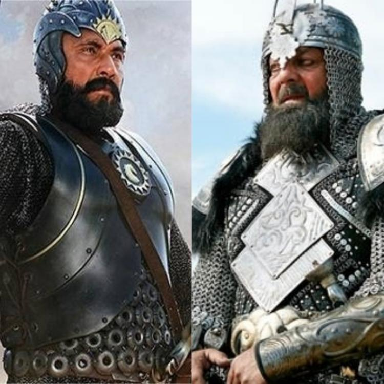 Not Sathyaraj but Sanjay Dutt was the first choice for Kattappa in SS Rajamouli's Baahubali?