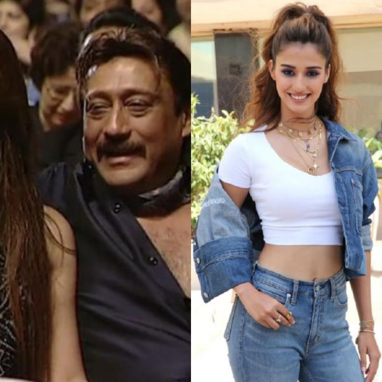 Not Tiger Shroff, Disha Patani is in awe of Jackie Shroff and Ayesha's photo and so are we