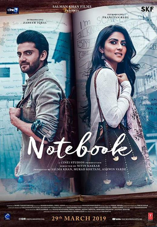 Notebook Review: Salman Khan backed Zaheer Iqbal and Pranutan Bahl starrer is all about old school romance