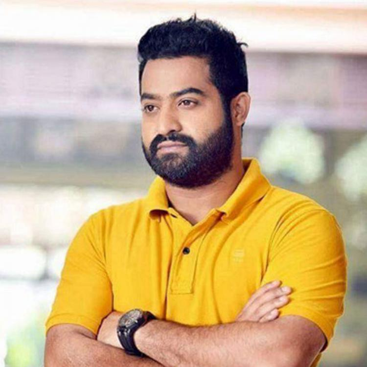 Jr NTR's film with director Trivikram Srinivas to be a family drama? Find Out