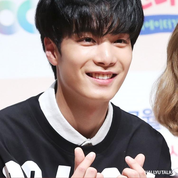 Kim Jong Hyun is the leader of NU'EST