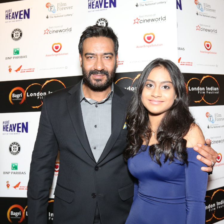 Kajol and Ajay Devgn's daughter Nysa gets trolled for her expressions