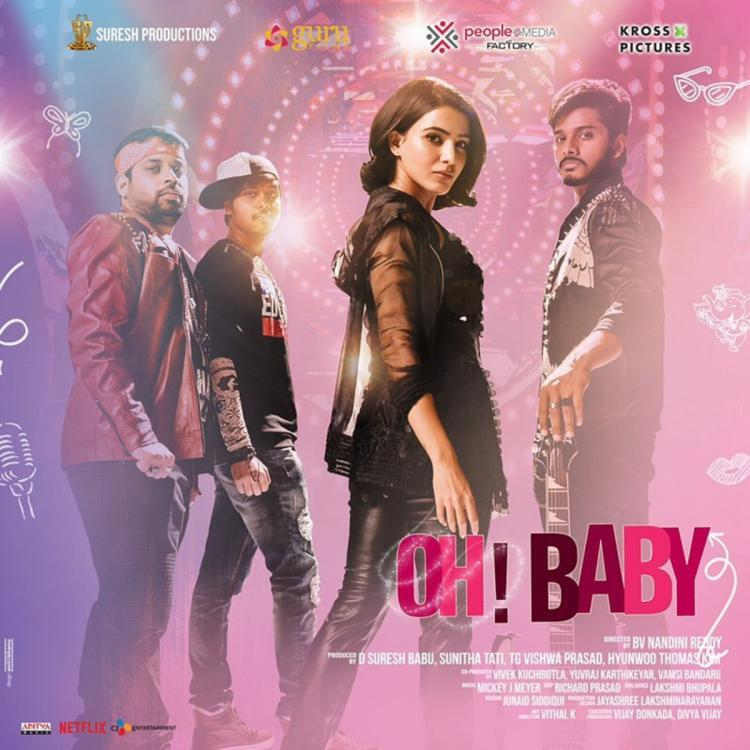 Samantha Akkineni's Oh Baby is off to a good start after the premiere shows in USA