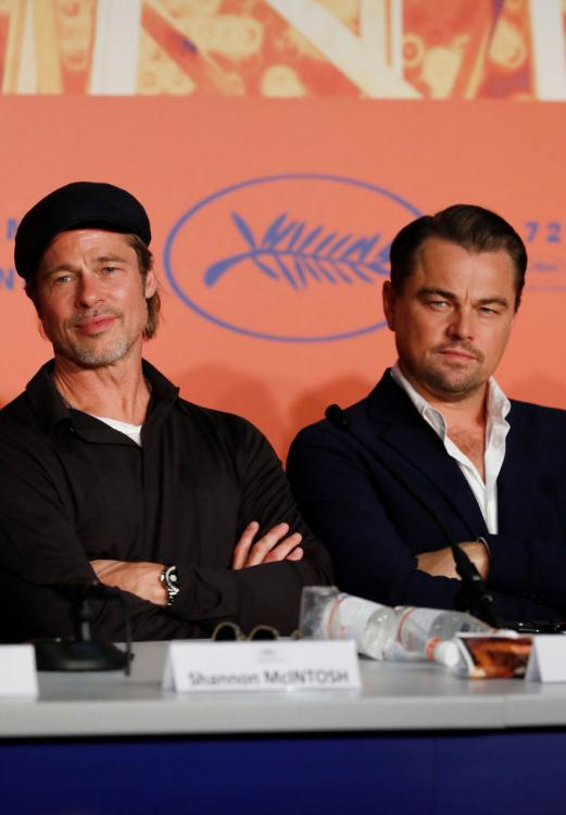Once Upon A Time In Hollywood stars Brad Pitt, Leonardo DiCaprio REVEAL they have been mistaken for THIS actor