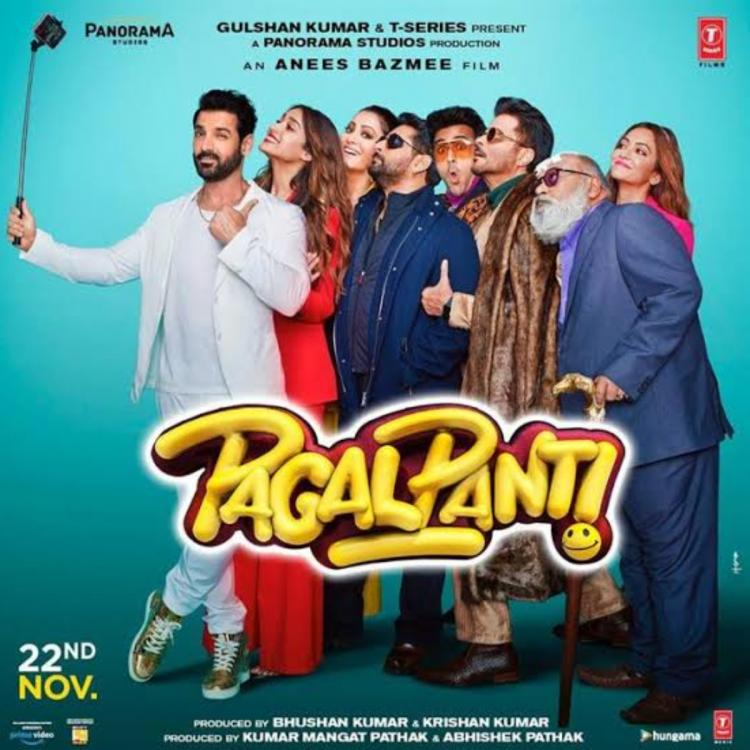 Pagalpanti Movie Review: Anees Bazmee directorial is marred by its length and insipid writing