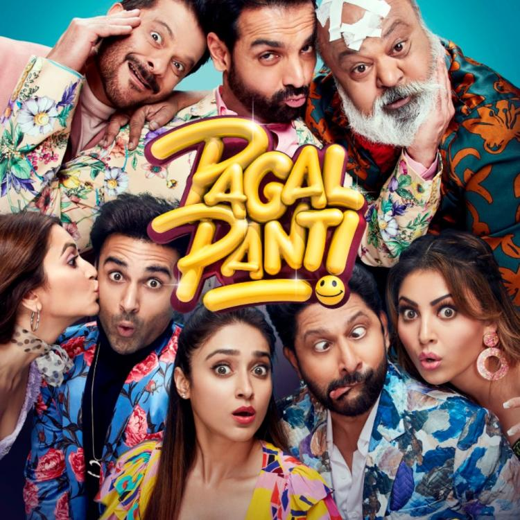 Pagalpanti Box Office Collection Day 1: John Abraham, Anil Kapoor, Arshad Warsi starrer opens on a poor note