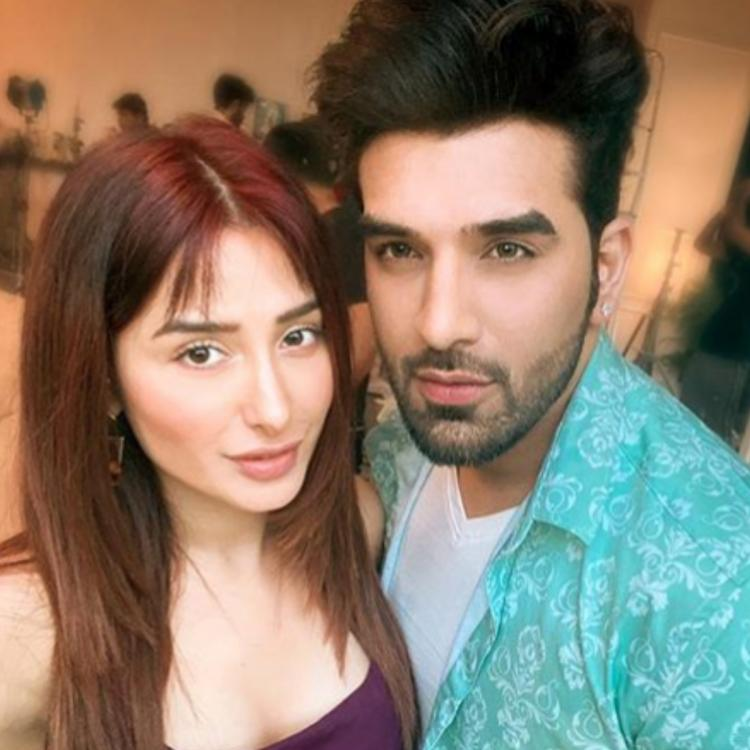 Paras Chhabra shares adorable PHOTOS with 'true friend' Mahira Sharma; Thanks her for being a part of his life