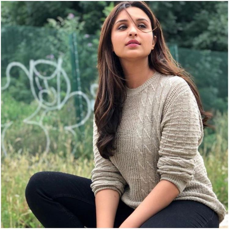 Parineeti Chopra kicks off shooting for The Girl On the Train remake; says 'I feel like I'm in a hostel'